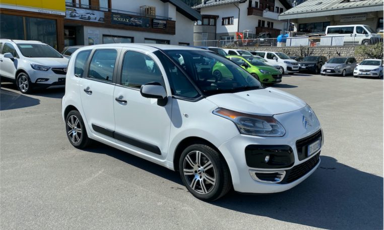 Citroen C3 Picasso 1 6 Hdi 110cv Airdream Exclusive
